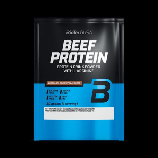 Beef Protein - 30 g vanília-fahéj 10 db/csomag