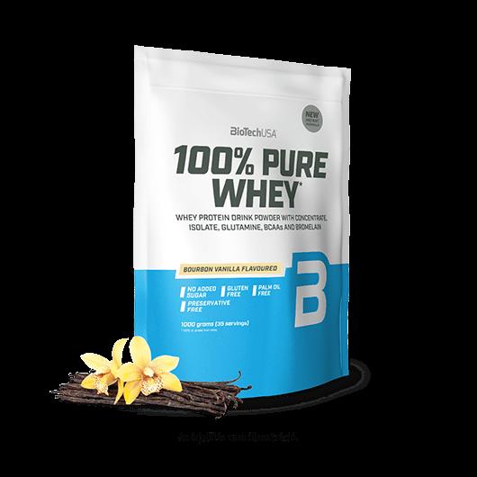 100% Pure Whey - 1000 g mogyoróvaj