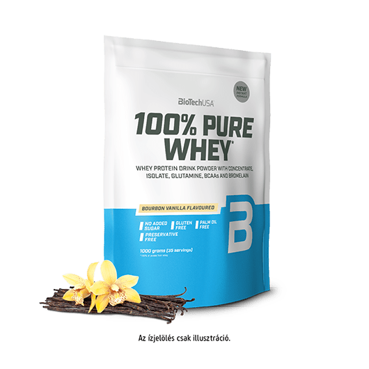 100% Pure Whey - 1000 g banán