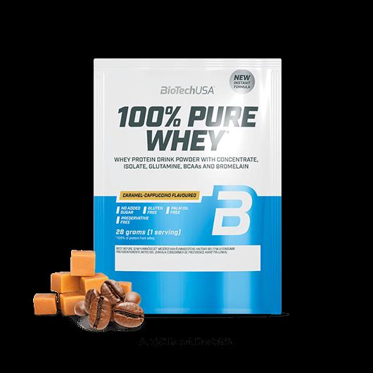 100% Pure Whey - 28 g sós karamell 10 db/csomag
