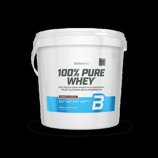 100% Pure Whey - 4000 g csokoládé