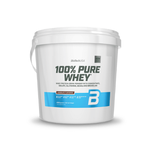 100% Pure Whey - 4000 g eper