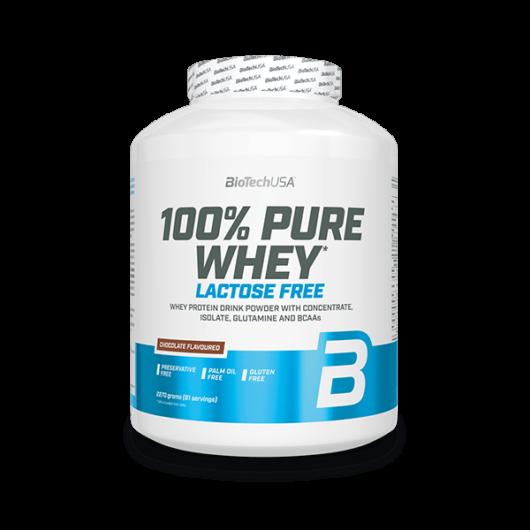 100% Pure Whey Laktózmentes - 2270 g csokoládé