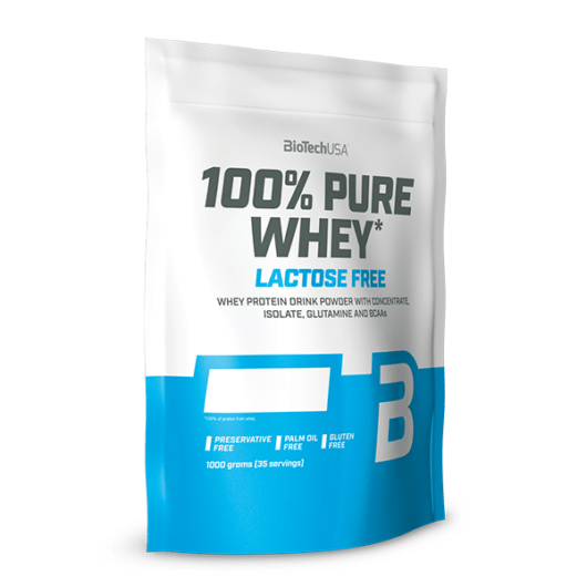 100% Pure Whey Laktózmentes - 1000 g