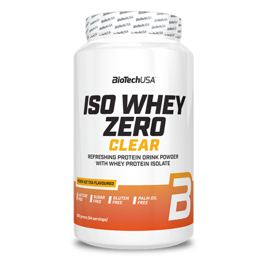 Iso Whey Zero Clear - 1362 g lime