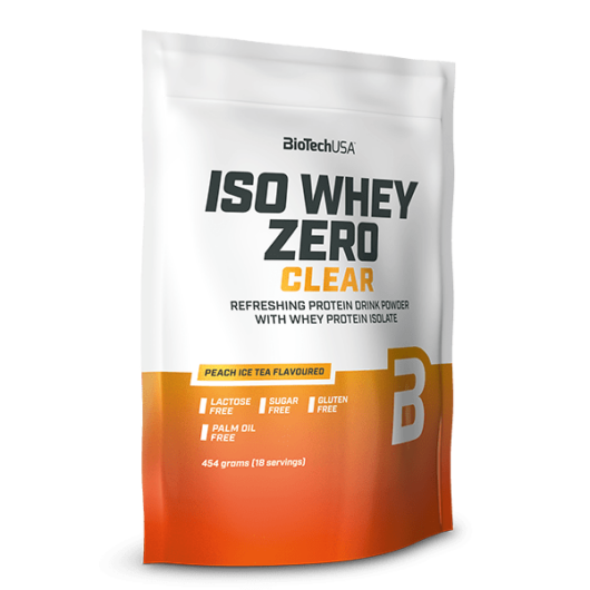 Iso Whey Zero Clear - 454 g lime
