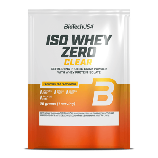 Iso Whey Zero Clear - 25 g lime 10 db/csomag
