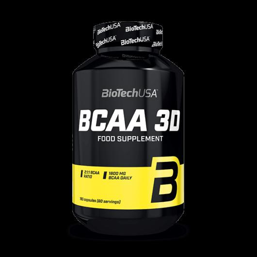 BCAA 3D - 180 kapszula