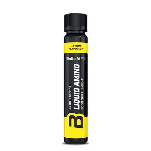 Liquid Amino - 25 ml citrom 20 db/doboz