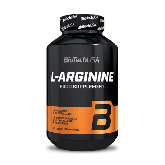 L-Arginine - 90 kapszula