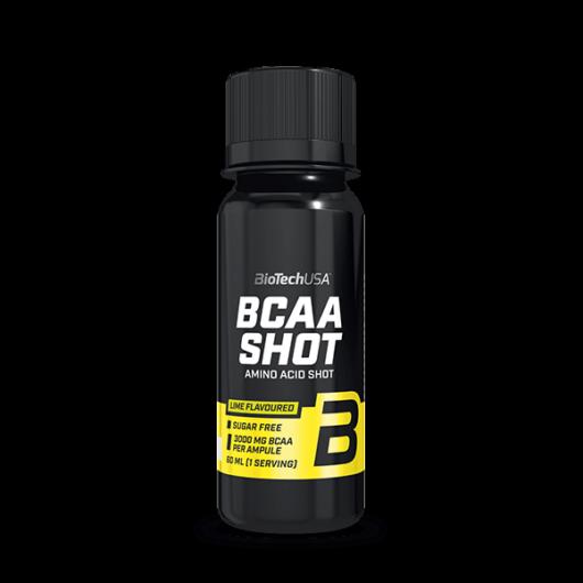 BCAA Shot - 60 ml lime 20 db/doboz