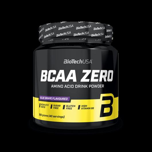 BCAA ZERO aminosav - 360 g kékszőlő