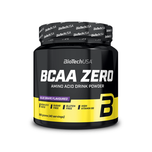 BCAA ZERO aminosav - 360 g citromos ice tea