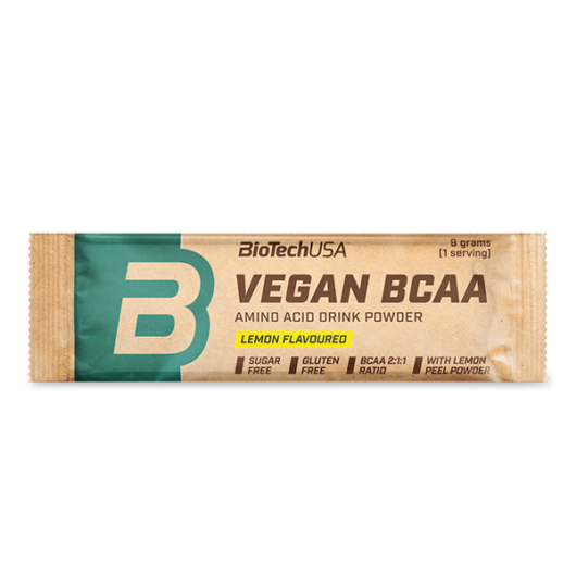 Vegan BCAA - 9 g barackos ice tea