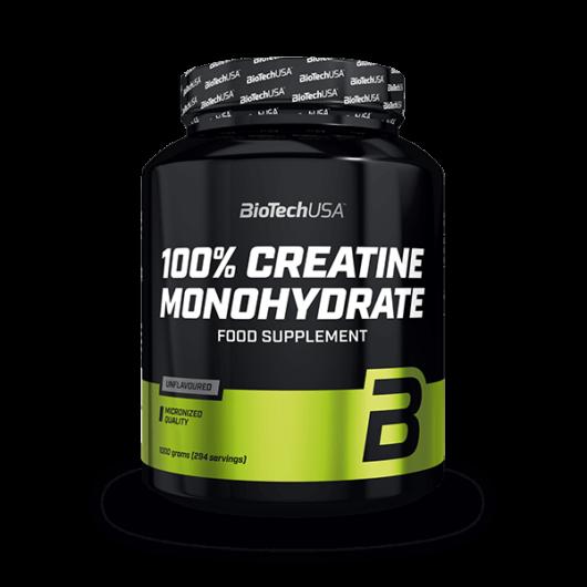 100% Micronized Creatine Monohydrate - 1 000 g