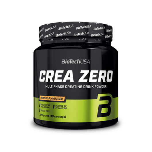 Crea Zero - 320 g narancs