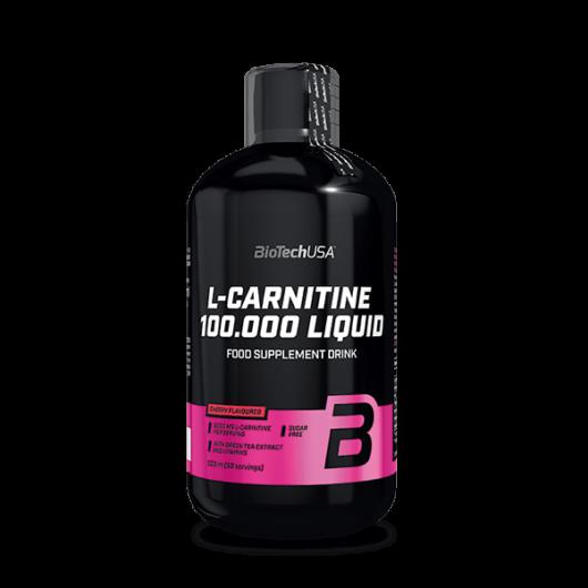 L-Carnitine 100.000 - 500 ml cseresznye