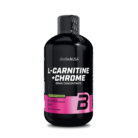 L-Carnitine + Chrome - 500 ml alma