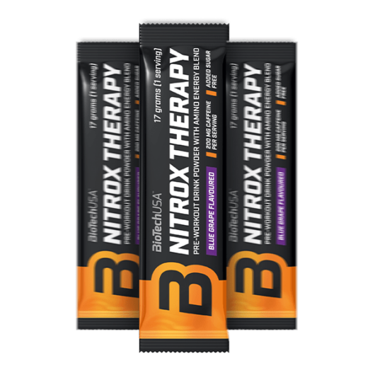 Nitrox Therapy - 17 g trópusi gyümölcs 10 db/csomag