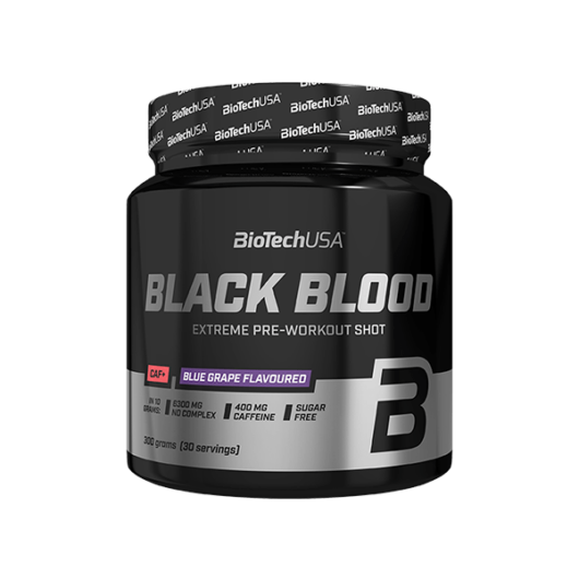 Black Blood CAF+ - 300 g kékszőlő