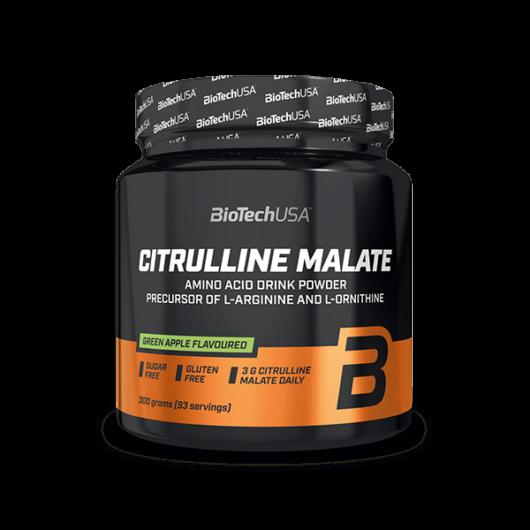 Citrulline Malate - 300 g zöldalma