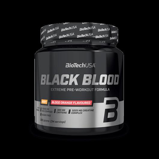 Black Blood NOX+ - 330 g trópusi gyümölcs