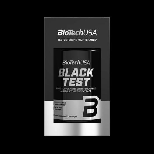 Black Test - 90 megakapszula