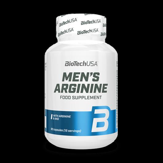 Men's Arginine - 90 kapszula