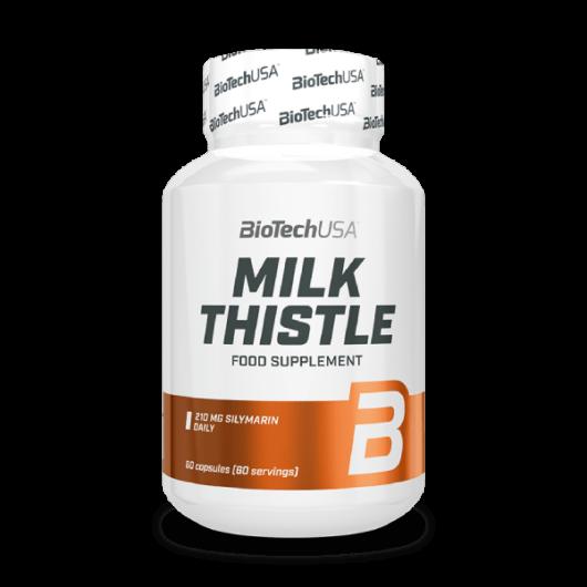 Milk Thistle - 60 kapszula