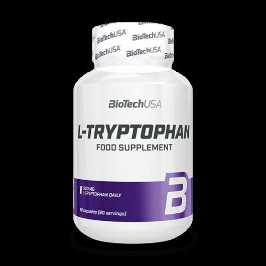 L–Tryptophan - 60 kapszula