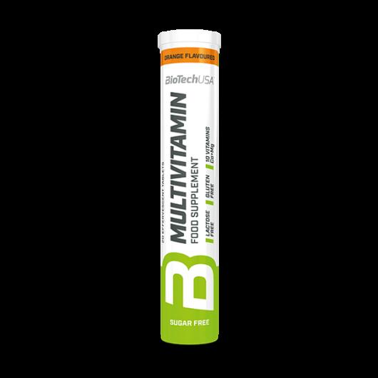 Multivitamin pezsgőtabletta - 20 db tabletta narancs