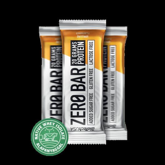 Zero Bar fehérje szelet - 50 g karamell