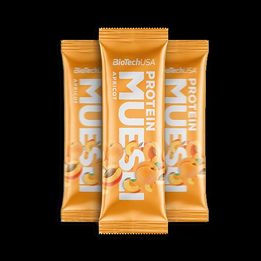 Protein Muesli - 30 g áfonya-málna 28 db/doboz