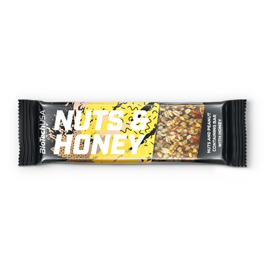 Nuts & Honey - 35 g 28 db/doboz