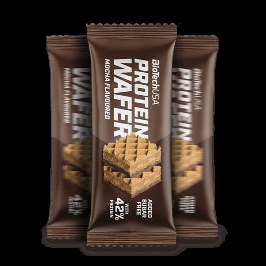 Protein Wafer - 35 g vanilia 12 db/doboz