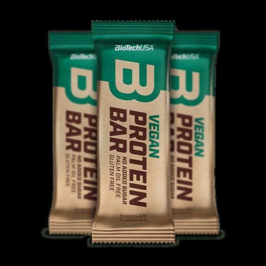 Vegan Protein Bar fehérjeszelet - 50 g mogyoróvaj