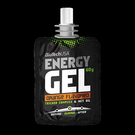Energy Gel - 60 g narancs