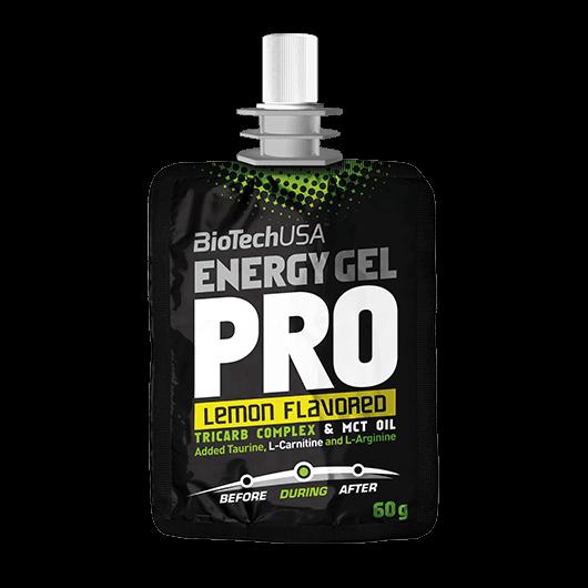 Energy Gel PRO - 60 g citrom
