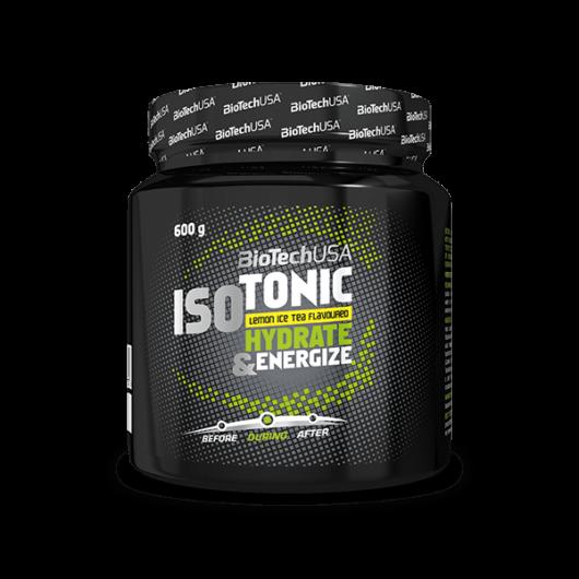 IsoTonic - 600 g citromos ice tea