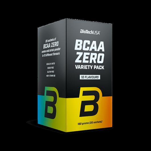 BCAA Zero Variety Pack