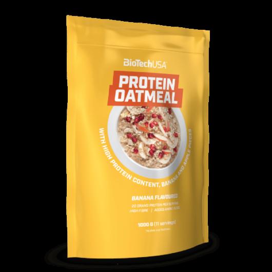 Protein Oatmeal - 1000g banán-alma