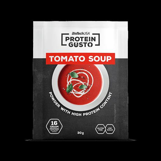 Protein Gusto - Tomato Soup - 30 g 10 db/doboz