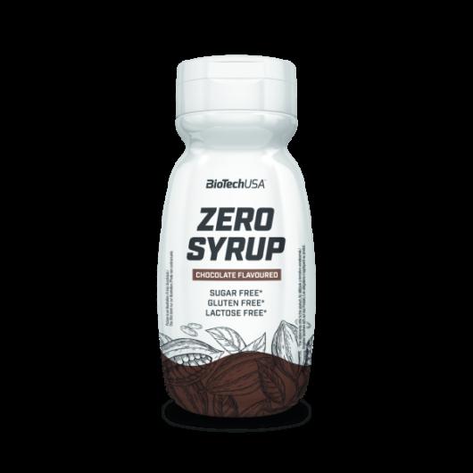 Zero Syrup - 320 ml eper