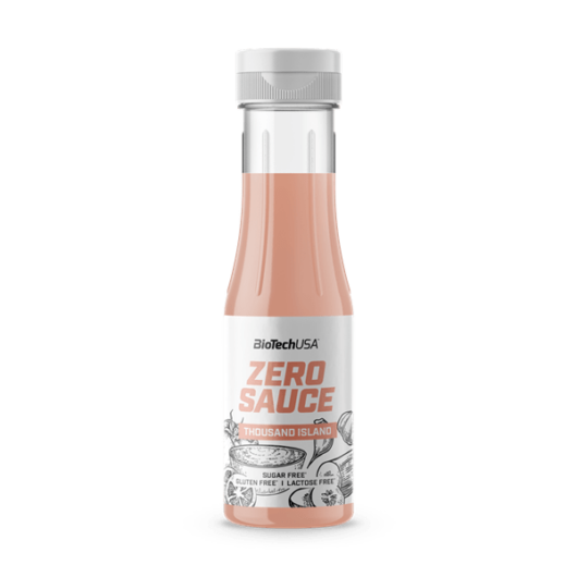 Zero Sauce - 350 ml barbecue