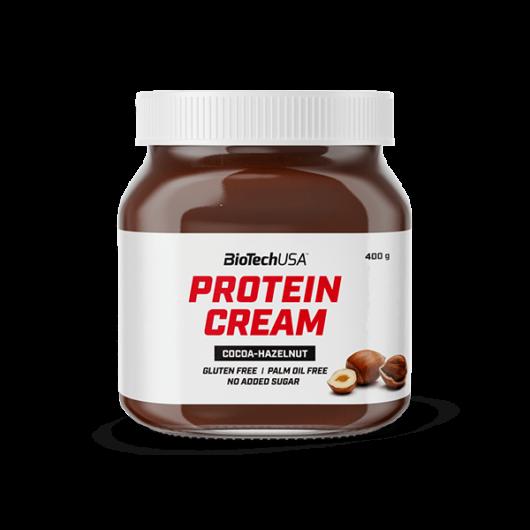 Protein Cream - 400 g kakaó-mogyoró