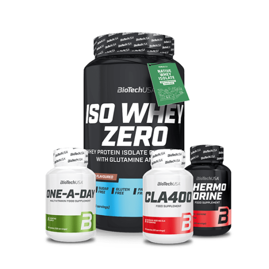 Weight management stack - Alap