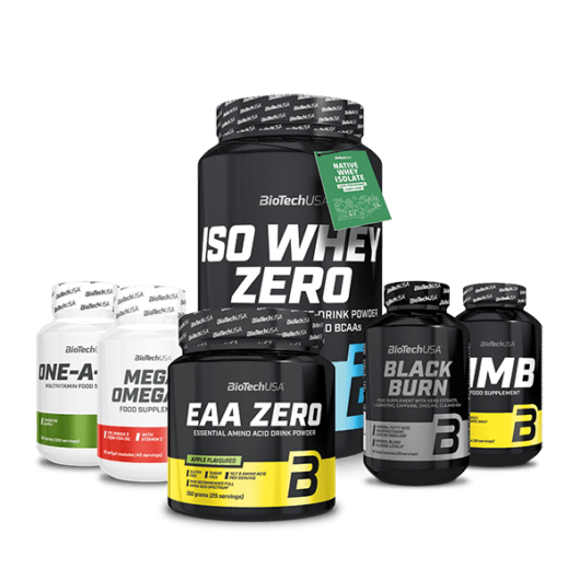 Lean stack - Extra