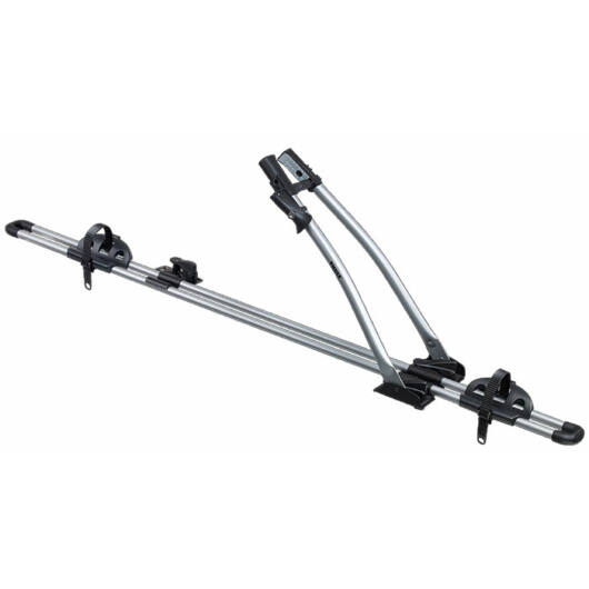 Kerékpárszállító THULE FREERIDE 532 tetőre, váztartós (incl. T-track adapter)