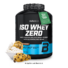 Kép 19/19 - Iso Whey Zero prémium fehérje - 2270 g eper