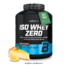 Kép 7/19 - Iso Whey Zero prémium fehérje - 2270 g csokoládé-tofee